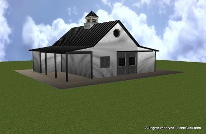 Darmin diy pole barn plans free for Design your own pole barn