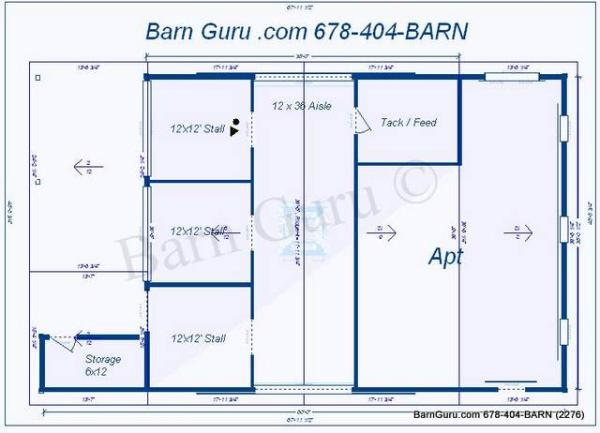 Barn Apartment Plans Home Interior Design
