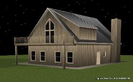 Horse Barn Style Apartment In Ga - Equine Barn Co