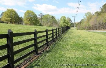 Horse Fence Prices Installed Georgia Horse Barn Builder