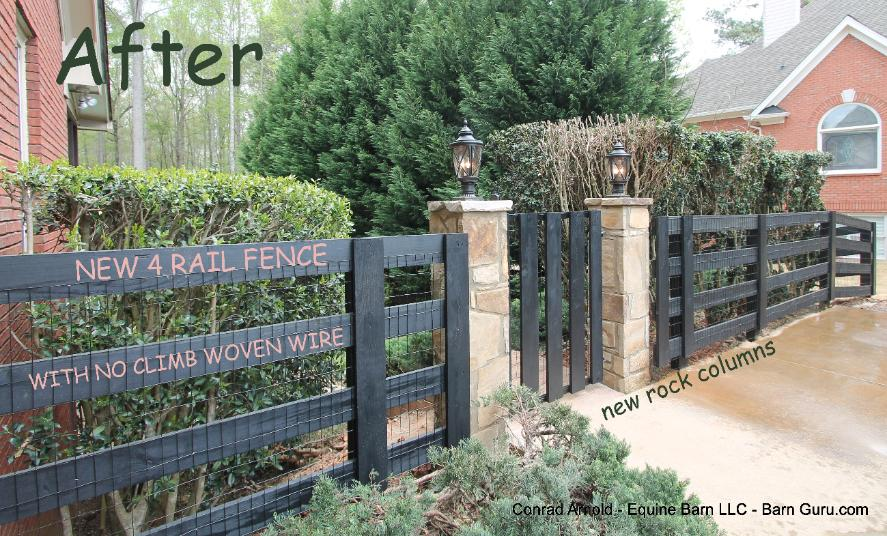 how to build a gate that will not sag