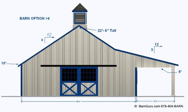 Barn plans 5 stall horse barn design floor plan for 4 stall horse barn plans