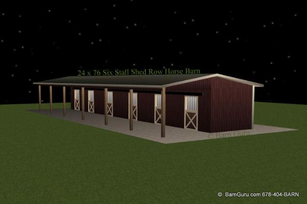 Storage build: Run in sheds plans free