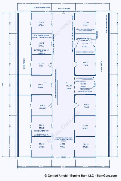 Barn Construction Plans House Plans
