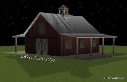 Event Barn - Ga Horse Barn Builder