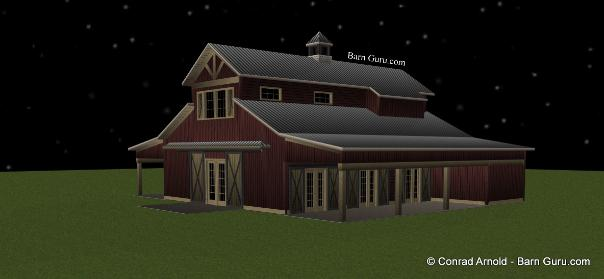 Buy_Event_Barn_Plans