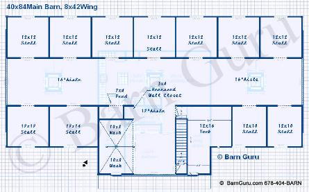 9 10 or 11 stall horse barn plans some of the best horse for 10 stall horse barn floor plans