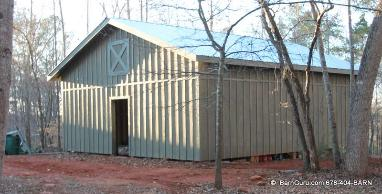 Let Barn Guru LLC Build Your New Shed In ga Anywhere In North ga
