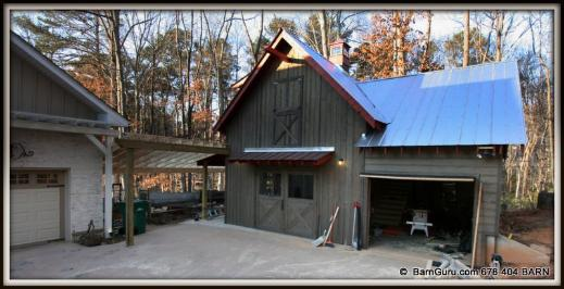 Accessory Horse Barn Building Tractor Shed Art Studio