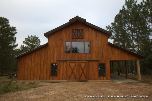 Monitor style barn homes joy studio design gallery for Barns with living quarters plans
