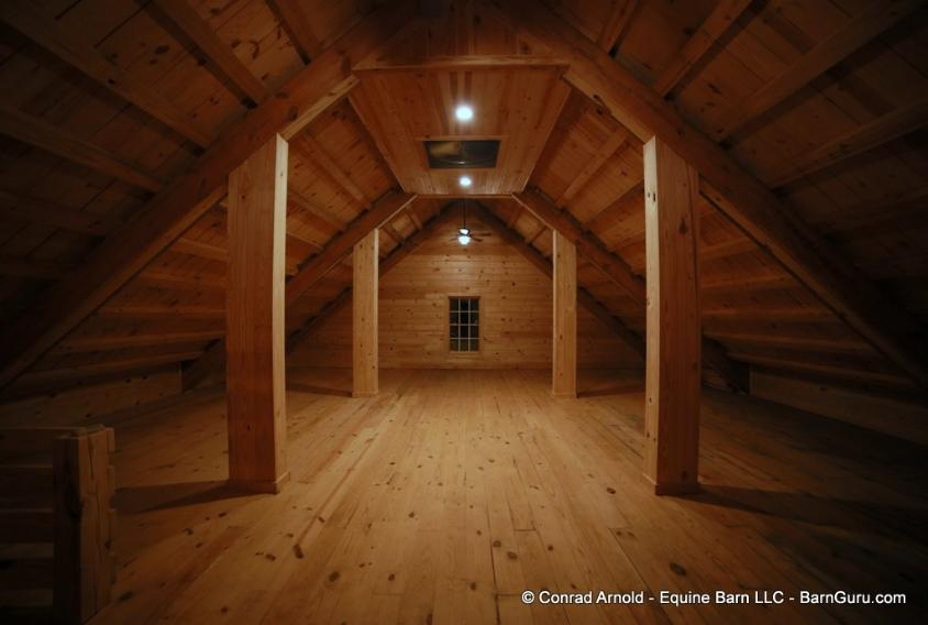 Horse Barn With Dog Kennel - Barn Guru.com