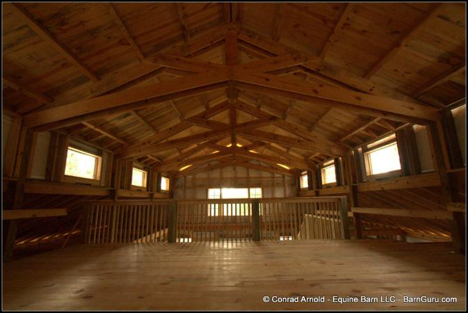 how to build pole barn construction