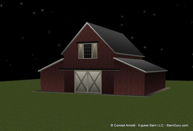Small Party Event Barn