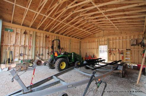 Thinking Your Tractor Needs A new Shed? Shed Builder In Alpharetta
