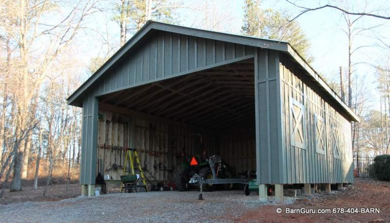 Accessory Buildings Built In ga By Barn Guru