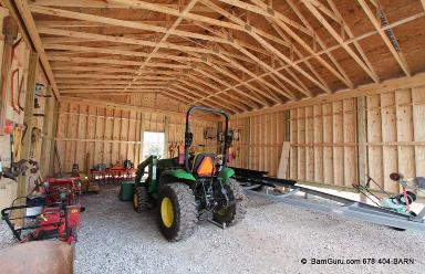 I Need A Shed For My Tractor - Construction Company In Canton, ga